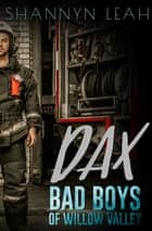 Dax ebook by Shannyn Leah