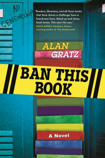 Ban This Book - A Novel ebook by Alan Gratz