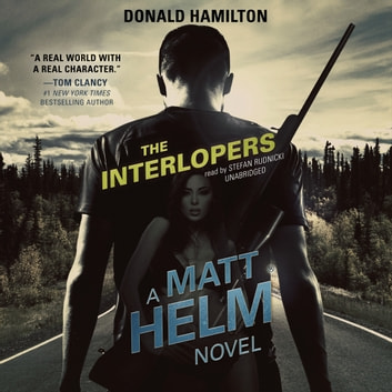 The Interlopers audiobook by Donald Hamilton,Claire Bloom