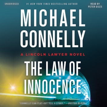 The Law of Innocence luisterboek by Michael Connelly