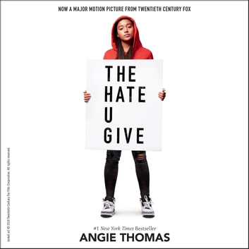 The Hate U Give オーディオブック by Angie Thomas
