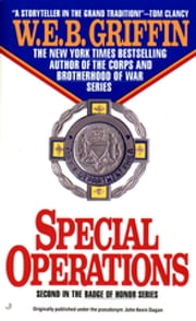 Special Ops ebook by W.E.B. Griffin