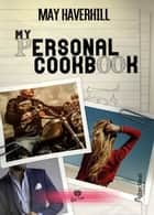My personal cookbook ebook by