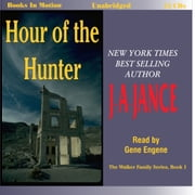 Hour of the Hunter audiobook by J A Jance