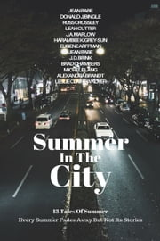 Summer In The City - 13 Tales Of Summer ebook by Jean Rabe, Donald J. Bingle, Russ Crossley,...