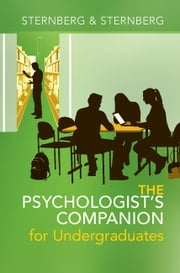 The Psychologist's Companion for Undergraduates ebook by Kobo.Web.Store.Products.Fields.ContributorFieldViewModel