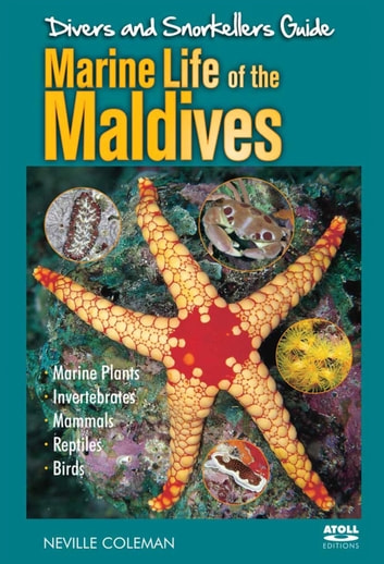Marine Life of the Maldives ebook by Timothy Godfrey