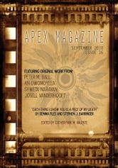 Apex Magazine: Issue 16 ebook by Apex Publications