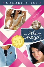 Zeta or Omega? ebook by Kate Harmon