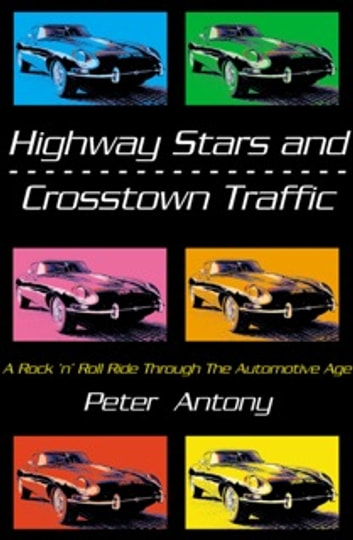 Highway Stars ebook by Peter Antony