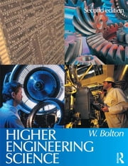 Higher Engineering Science ebook by W Bolton,W. Bolton