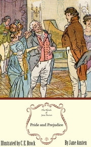 Pride and Prejudice: The Jane Austen Illustrated Edition ebook by Sourcebooks Landmark