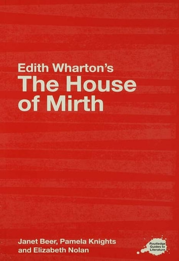 House Of Mirth ebook by Janet Beer