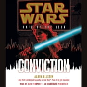 Conviction: Star Wars (Fate of the Jedi) audiolibro by Aaron Allston