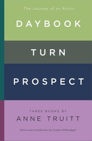 Daybook, Turn, Prospect - The Journey of an Artist ebook by Anne Truitt,Audrey Niffenegger