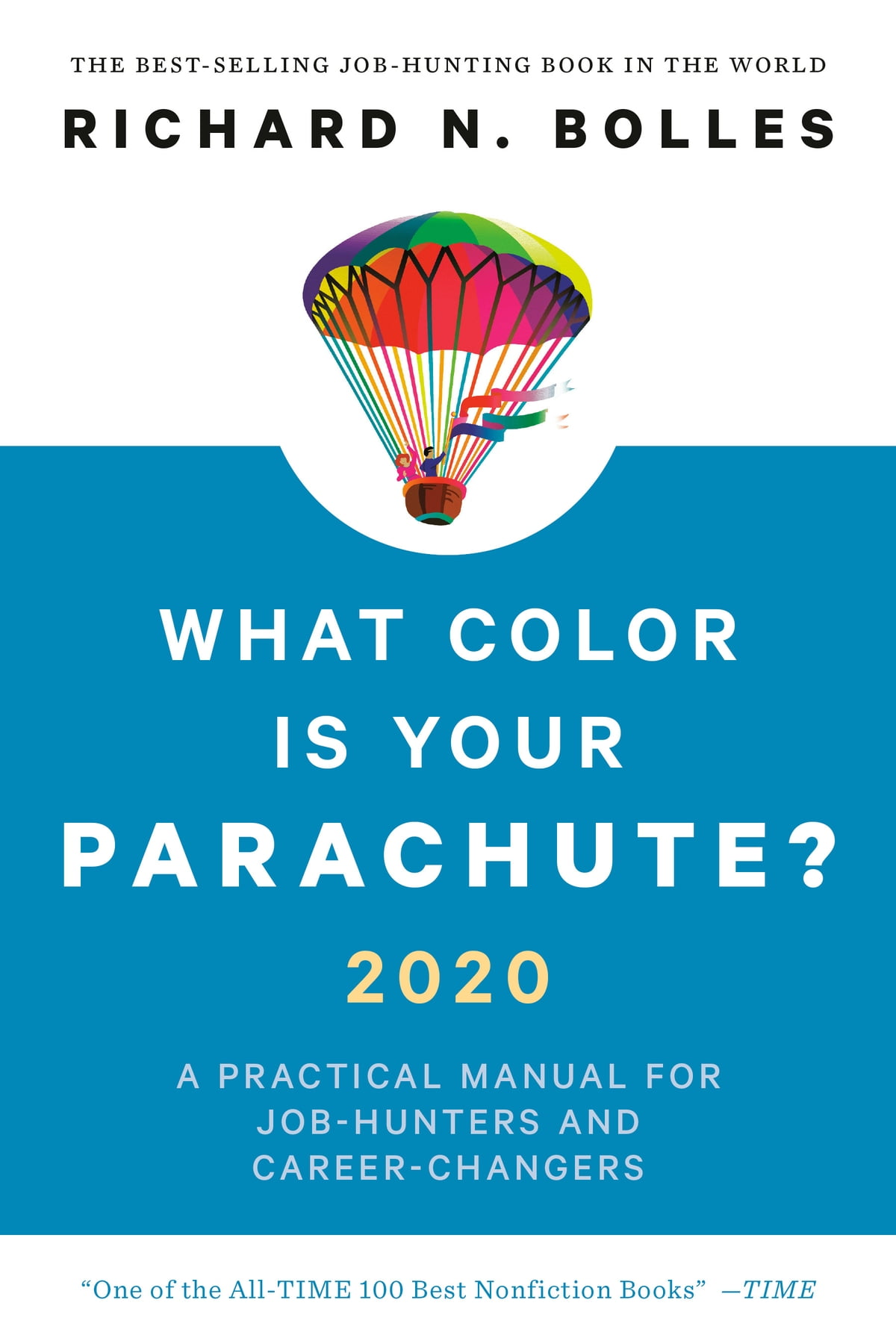 Best Non Fiction Books 2020 What Color Is Your Parachute? 2020 eBook by Richard N. Bolles