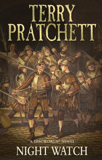 Night Watch - (Discworld Novel 29) ebook by Terry Pratchett