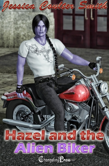 Hazel and the Alien Biker (Intergalactic Brides 5) ebook by Jessica Coulter Smith