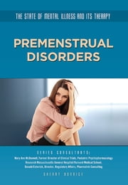 Premenstrual Disorders ebook by Sherry Bonnice