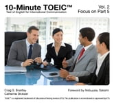 Focus on TOEIC Part 5 ebook by Craig S. Brantley,Catherine Dickson