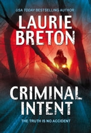 Criminal Intent ebook by Laurie Breton