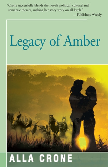 Legacy of Amber ebook by Alla Crone