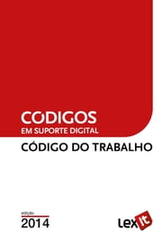Código do Trabalho 2014 ebook by Kobo.Web.Store.Products.Fields.ContributorFieldViewModel