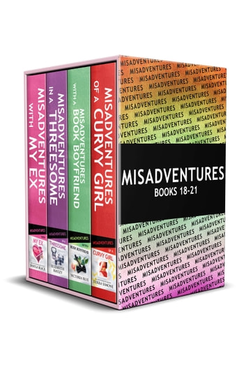 Misadventures Series Anthology: 4 - Books 18-21 ebook by Sierra Simone,Victoria Blue,Elizabeth Hayley,Shayla Black