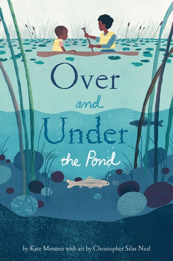 Over and Under the Pond ebook by Kate Messner