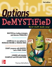 Options DeMYSTiFieD, Second Edition ebook by Thomas McCafferty