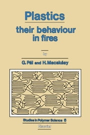 Plastics: Their Behaviour in Fires ebook by Macskásy, H.