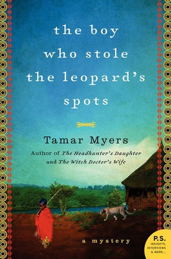 The Boy Who Stole the Leopard's Spots - A Mystery ebook by Tamar Myers