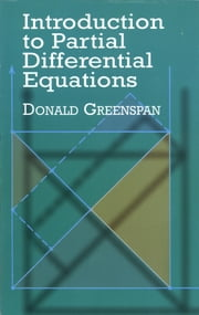 Introduction to Partial Differential Equations ebook by Donald Greenspan