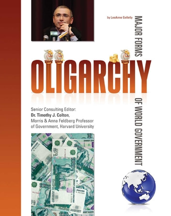 Oligarchy ebook by LeeAnne Gelletly