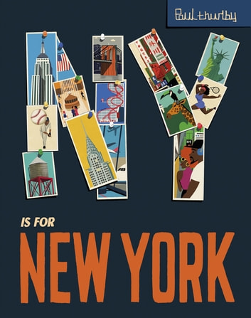 NY is for New York ebook by Paul Thurlby