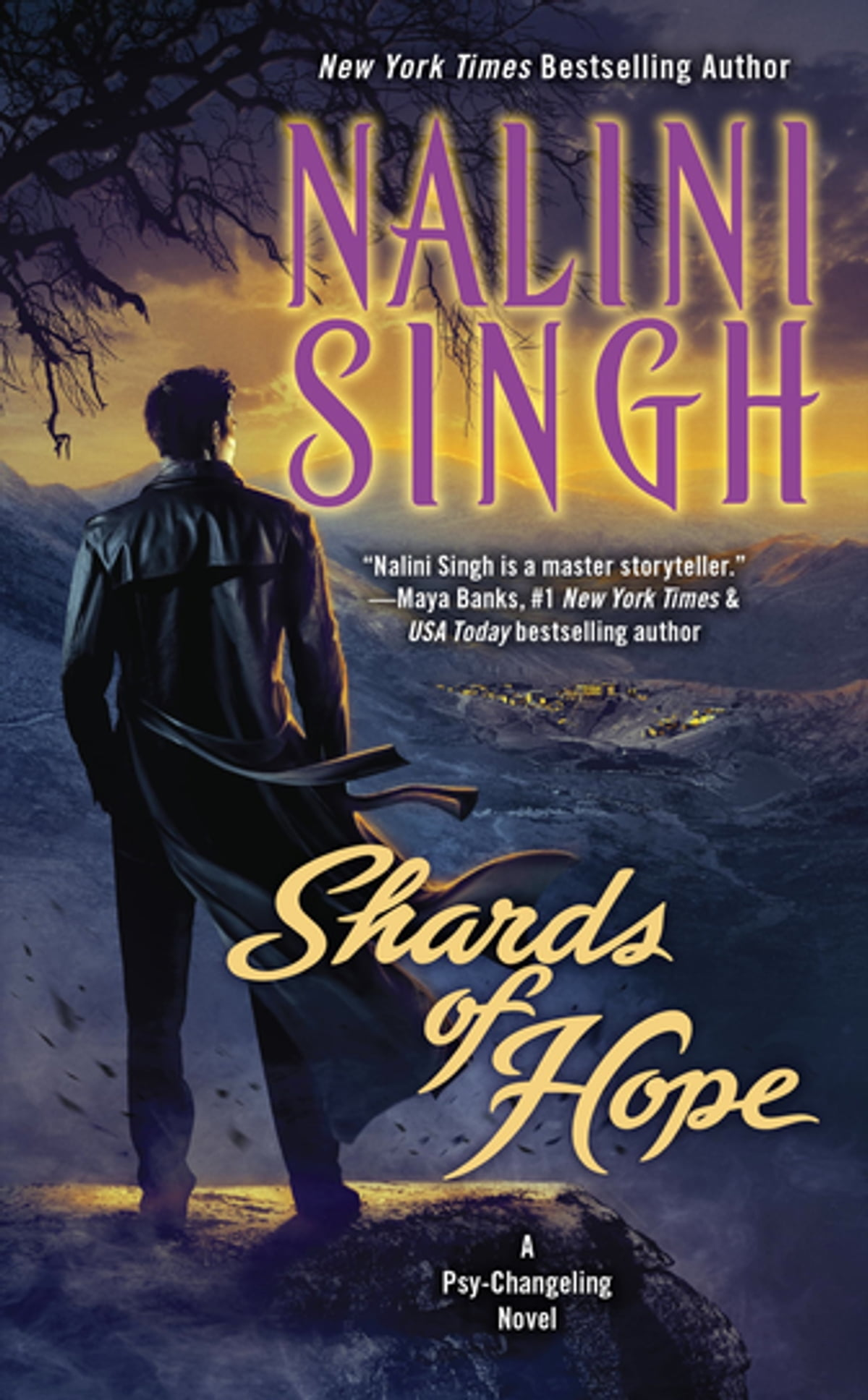 Shards Of Hope  A Psychangeling Novel Ebook By Nalini Singh