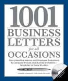 1001 Business Letters for All Occasions ebook by Corey Sandler,Janice Keefe