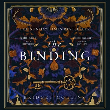 The Binding audiolibro by Bridget Collins