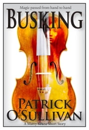 Busking ebook by Patrick O'Sullivan