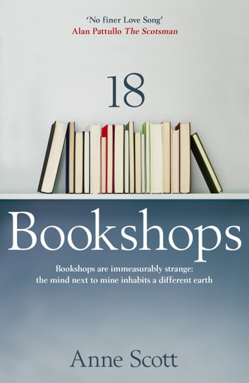 18 Bookshops ebook by Anne Scott
