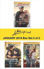 Harlequin Love Inspired January 2019 - Box Set 2 of 2 - An Anthology ebook by Carrie Lighte, Patricia Johns, Kat Brookes