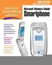 How to Do Everything with Your Smartphone, Windows Mobile Edition ebook by Rich, Jason R.