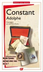 Adolphe ebook by Benjamin Constant, Jean-Marie Roulin, Belinda Cannone