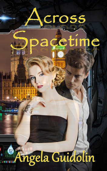 Across Spacetime ebook by Angela Guidolin