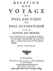 Relation d'un voyage du Pole Arctique au Pole Antarctique par le centre du monde (Illustrated) ebook by Anonymous