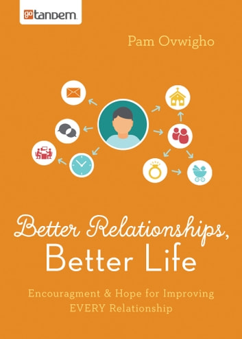 Better Relationships, Better Life - Encouragement and Hope for Improving EVERY Relationship ebook by Pam Ovwigho, Ph.D.