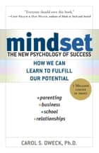 Mindset ebook by Carol Dweck