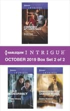 Harlequin Intrigue October 2019 - Box Set 2 of 2 ebook by Barb Han, Cindi Myers, Debbie Herbert