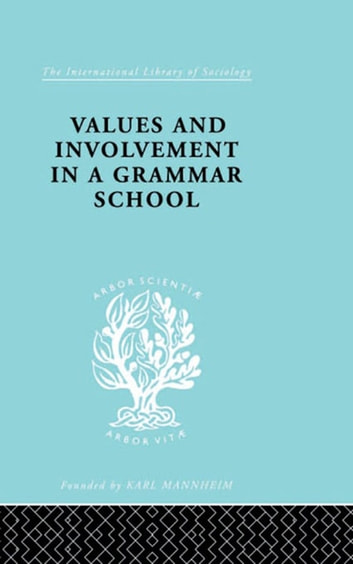 Values&Involv Gram Sch Ils 240 ebook by Ronald King