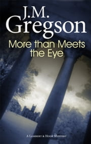 More Than Meets the Eye ebook by J.M. Gregson